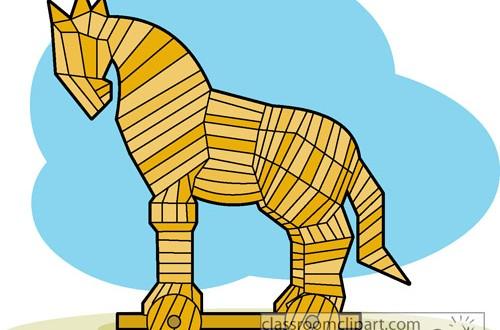 500x330 Trojan Horse Clip Art Clipart Collection