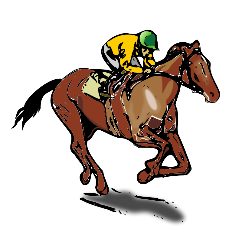 800x800 Race Horse Clip Art Free Collection Download And Share Race