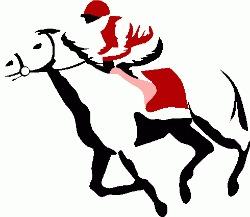 250x217 English Horse Cliparts