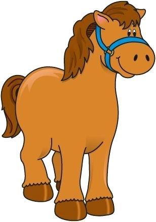 308x438 Equine Clip Art Ranch Pony 3 Equine Clip Art Free Rosenwerk Work