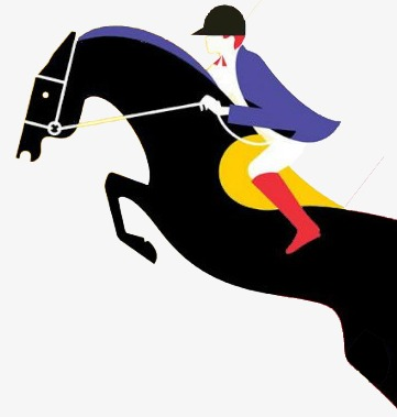361x379 Race, Horse Riding, Jump Png Image And Clipart For Free Download