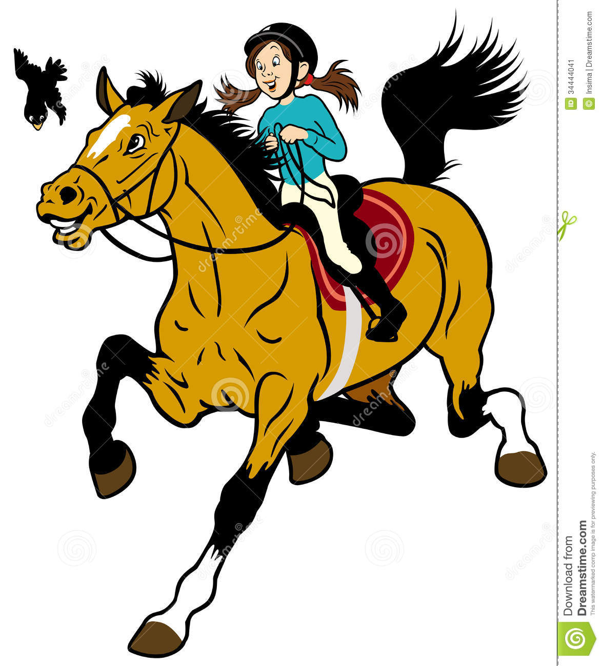 1176x1300 Horseback Riding Clipart
