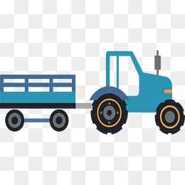 260x260 Tractor Trailer Png, Vectors, Psd, And Clipart For Free Download