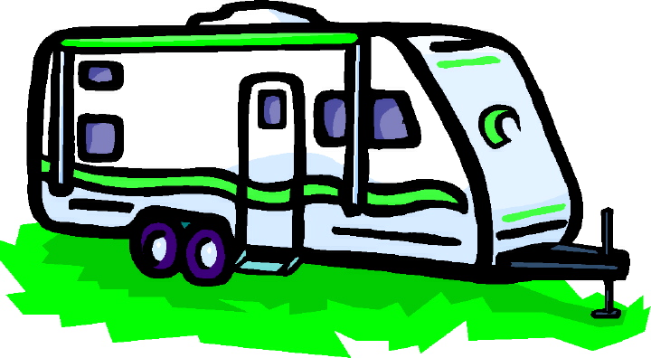 720x396 Collection Of Travel Trailer Clipart Free High Quality, Free