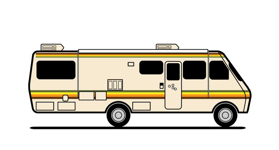 900x484 28 Awesome Camper Trailer Vector