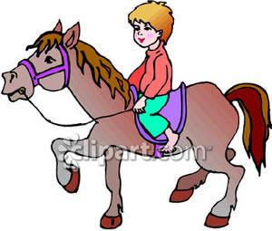 300x255 Horse Riding Clipart Pony Ride