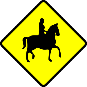 300x300 7227 Horse Rider Silhouette Clip Art Public Domain Vectors