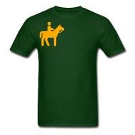 190x190 Caution Clip Art Horse Riding By Shop Cia Spreadshirt