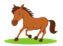 210x153 Horse And Rider Clip Art Horse Rider Silhouette Clipart