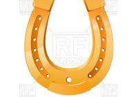 200x140 Horseshoe Clipart Brown Horseshoe Clip Art