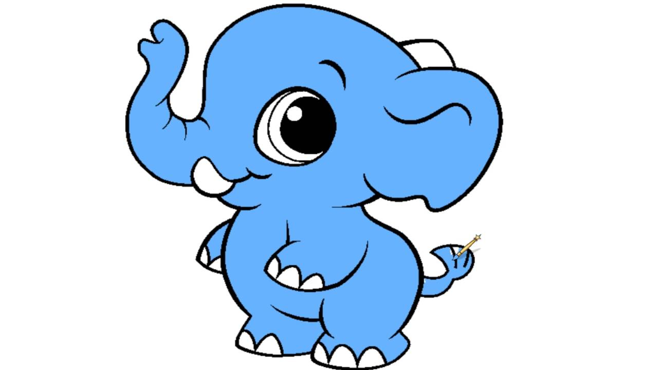 Horton The Elephant Clipart at GetDrawings | Free download