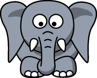 333x270 Elephant Ear Clipart Elephant Ear Clipart Best Photos Of Elephant
