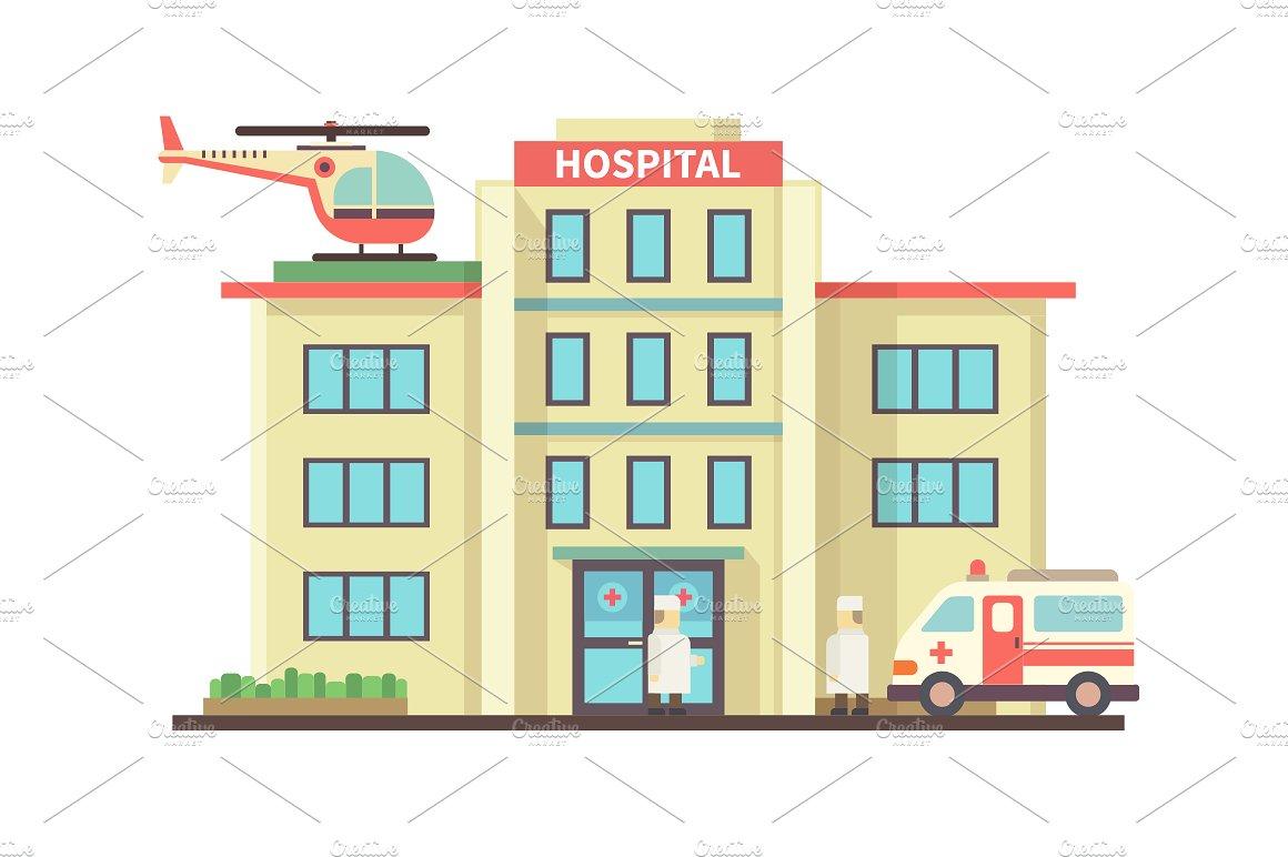 1160x772 Hospital Clipart Hospital Building