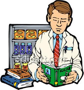 281x300 Hospital Pharmacy Clipart