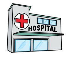 235x196 Cartoon Hospital Building