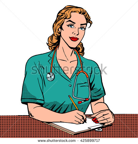 450x470 Hospital Clipart Front Desk