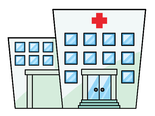 495x371 Hospital Clipart Wb Cabinet Identifies Land For Aiims Like