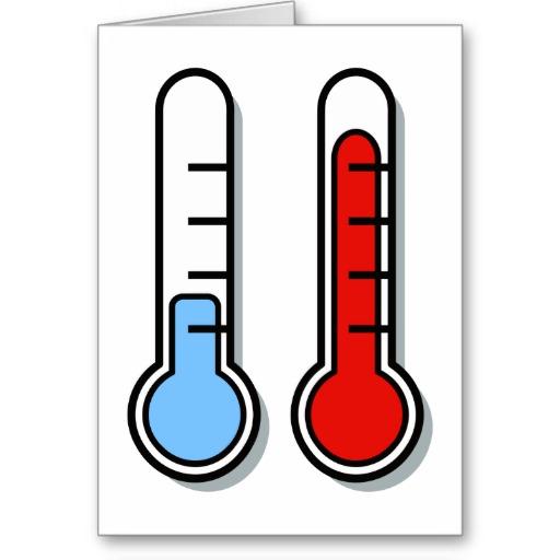 512x512 Hot Cold Clip Art