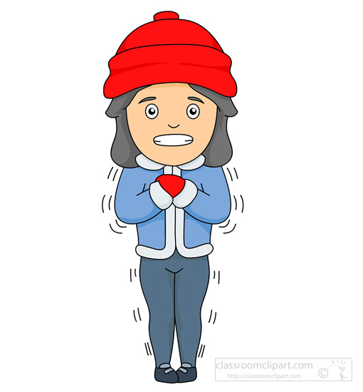 510x550 Cold Clipart Clipartlook
