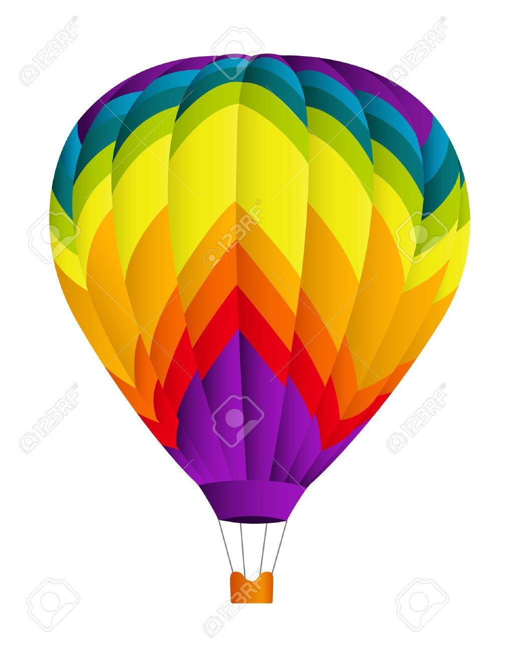1040x1300 Hot Air Balloon Clip Art