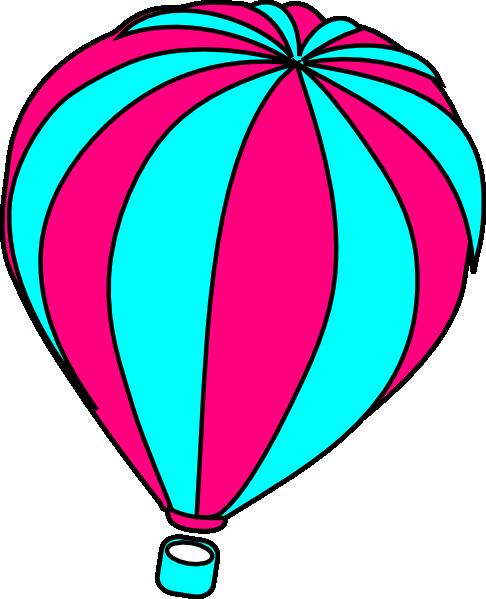 486x599 Hot Air Balloon Clip Art 2