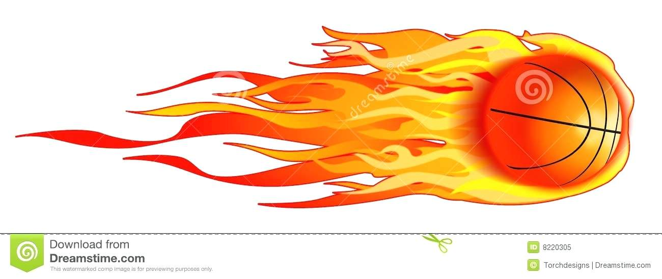 1300x548 Flames Clip Art Free Flaming Basketball Royalty Free Stock Photo