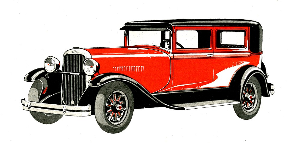 960x474 Hot Rod Clipart