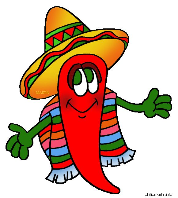 581x648 Free Mexican Clip Art Pictures