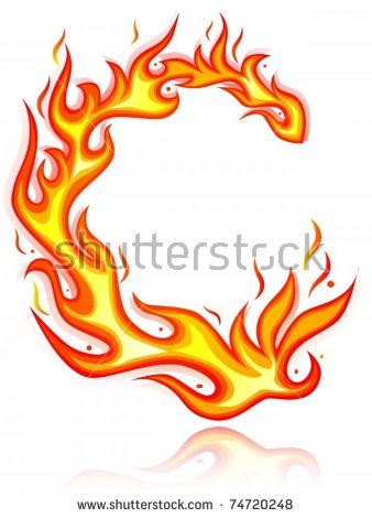 338x470 Ring Of Fire Clipart