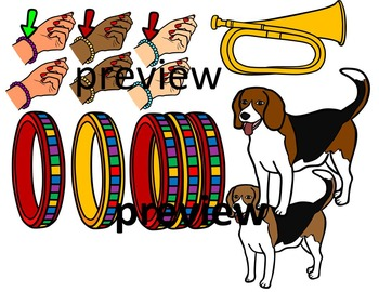 350x270 Final Stable Syllables Gle Ending Words Clip Art By Marcelle's Kg