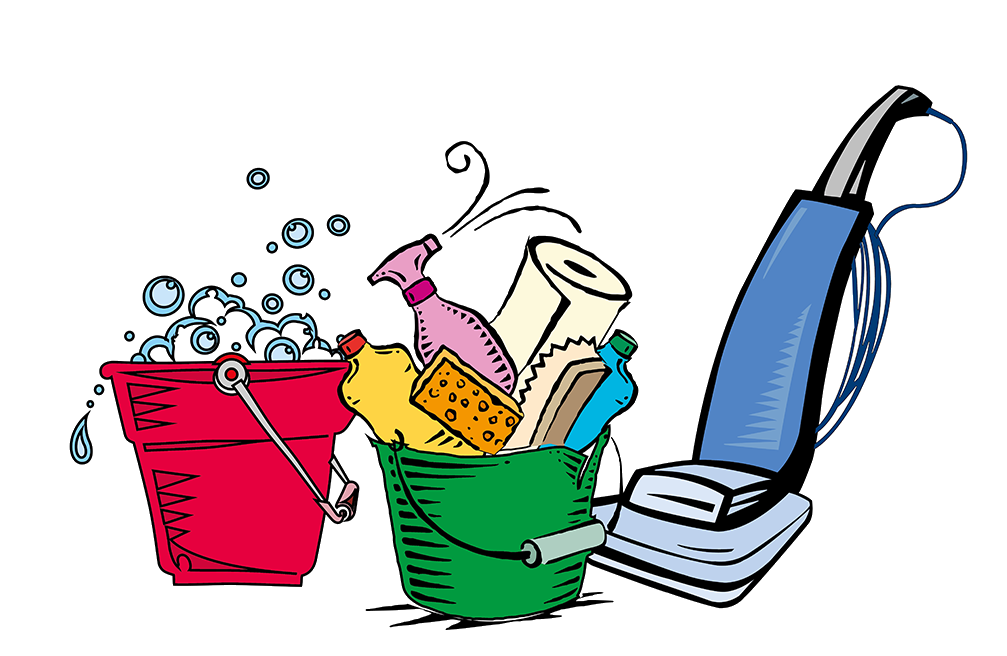 1007x656 House Cleaning Clipart Clipart For Cleaning Services House