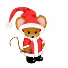 236x236 Pin By Roxanne Swails On Christmas Images Mice, Clip