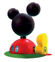 225x256 Mouse Clubhouse Clip Art Clipart Panda
