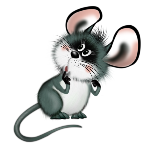 500x500 Mice, Clip Art And Animal