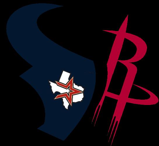 545x498 Houston Rockets Texans Astros By Dtexanz