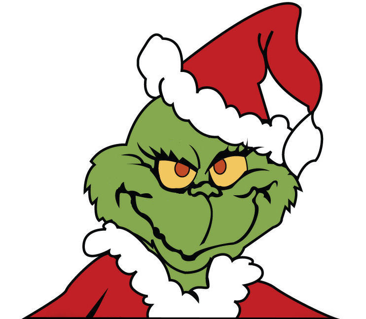 742x647 Dr Seuss Christmas Tree Clip Art 190004