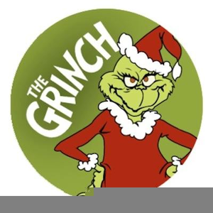 300x300 Free Grinch Stole Christmas Clipart Free Images