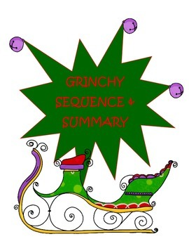 270x350 How The Grinch Stole Christmas Sequencing Teaching Resources