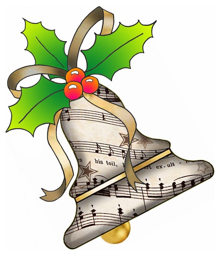 736x856 Christmas Music Clipart Free