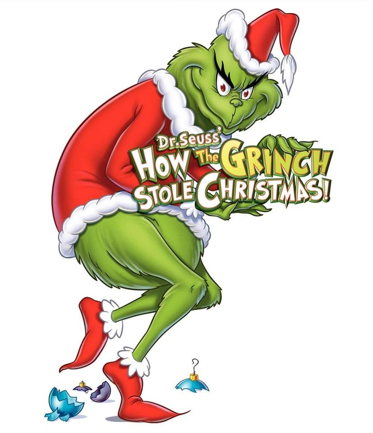 736x853 Best Grinch (Classic 1966) Images On
