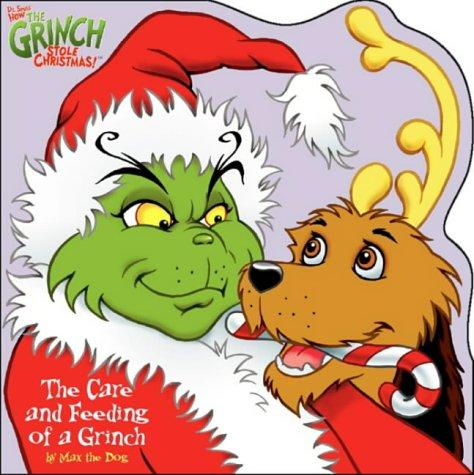 474x475 9780007103287 The Care And Feeding Of A Grinch Shaped Storybook