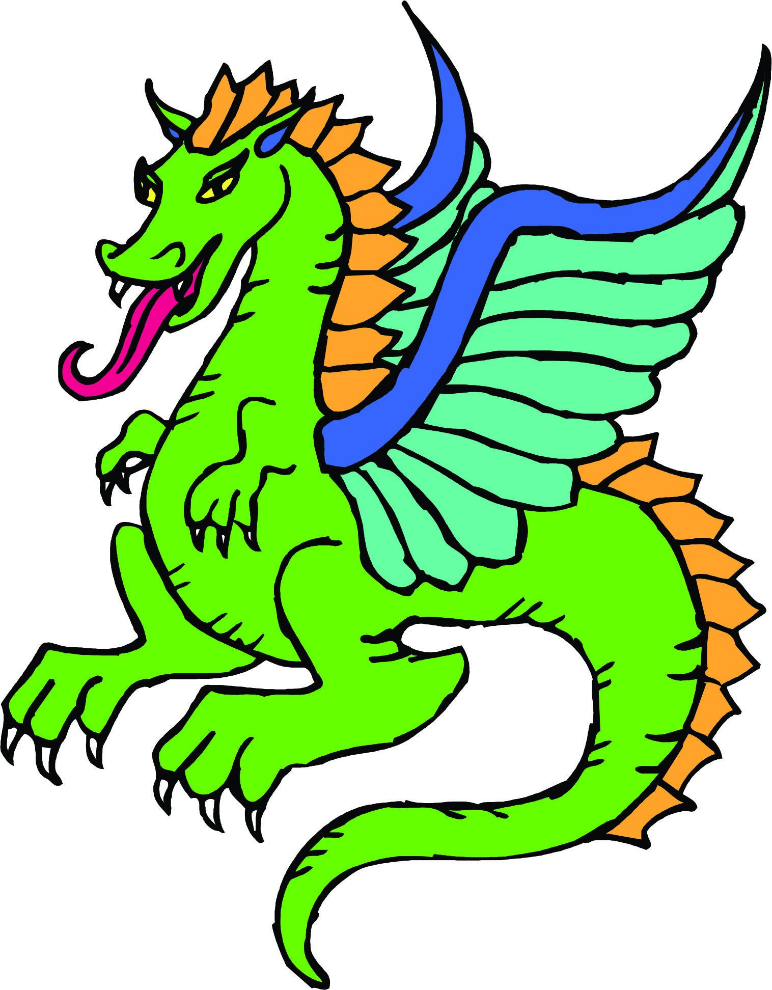 1516x1944 Dragon Cartoon Images