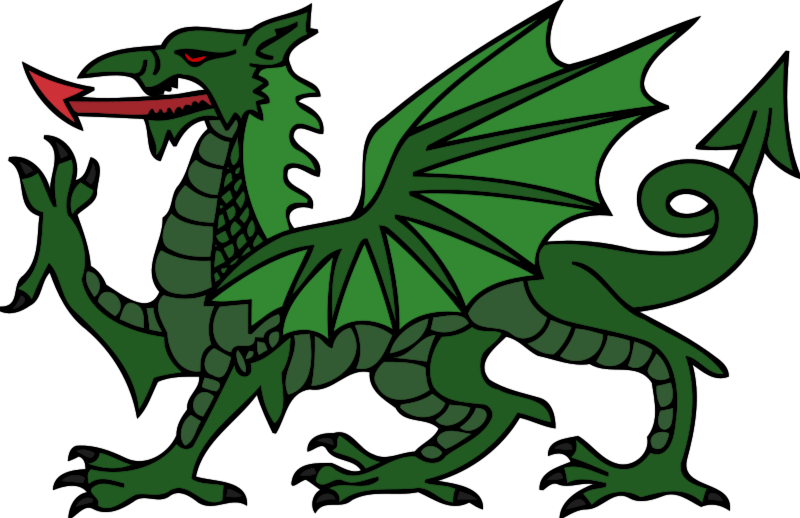 800x518 Dragon Clip Art Images Free Free Clipart Images 6