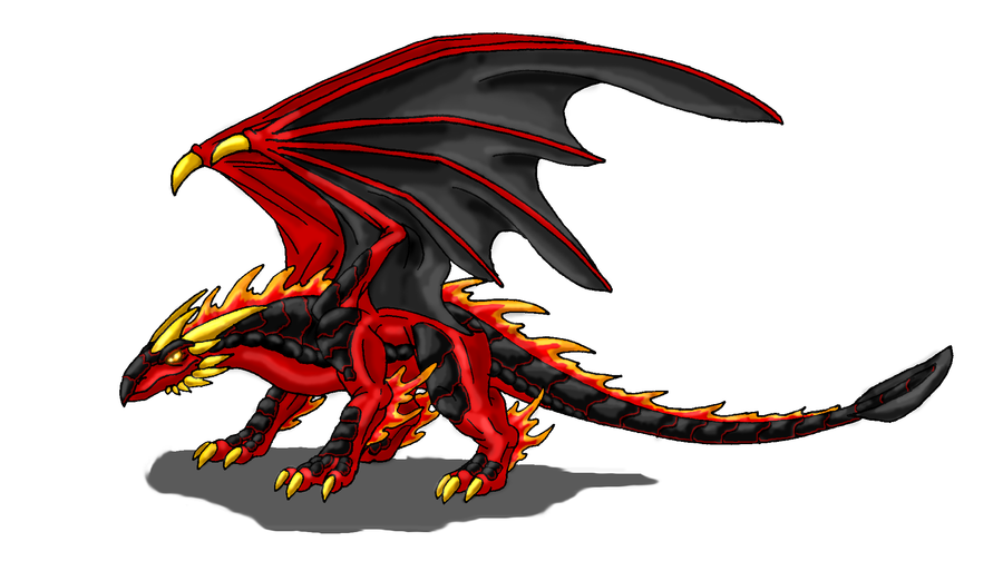 900x522 Fire Dragon Images