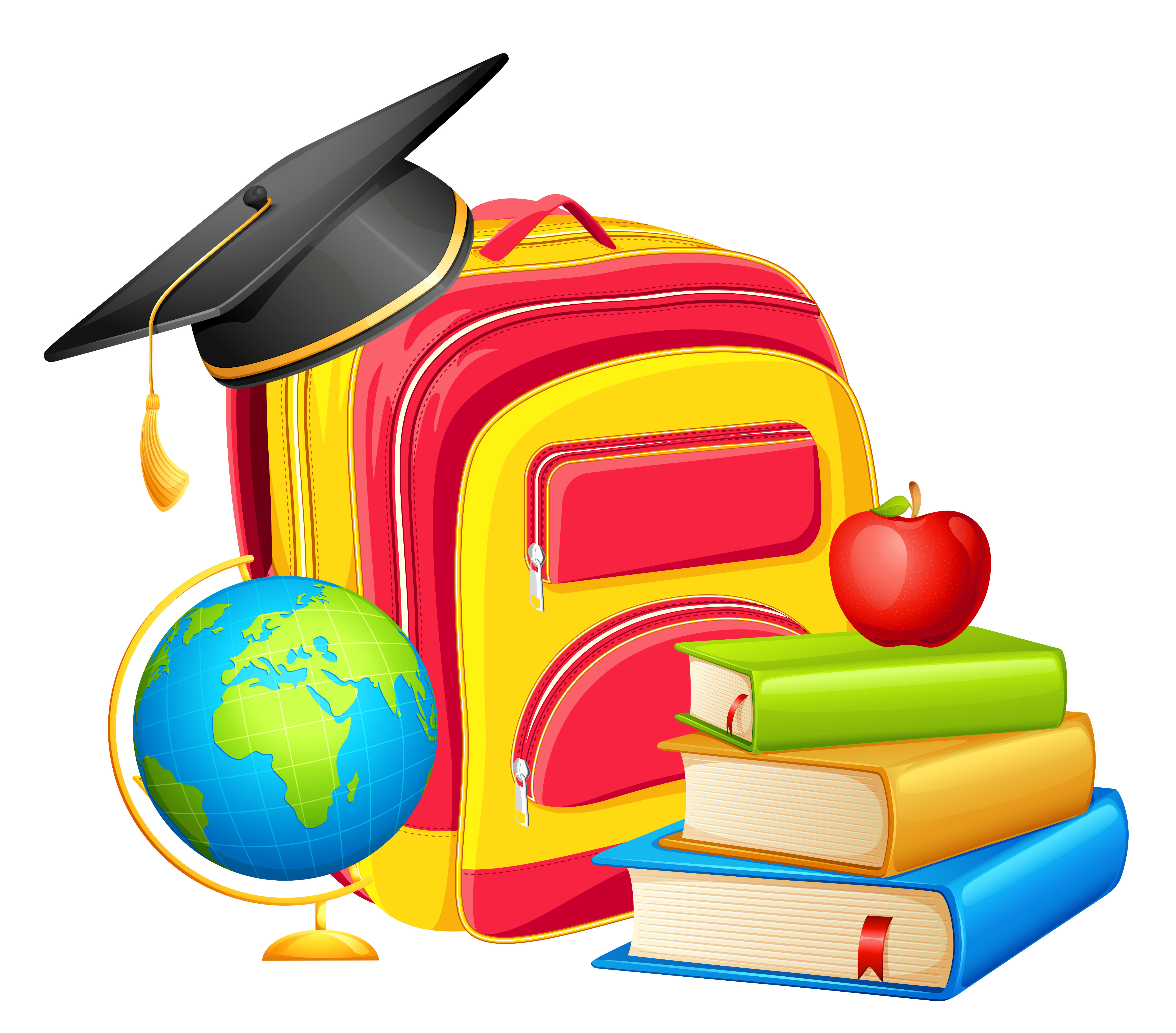 5337x4690 Free School Clipart Downloads Collection