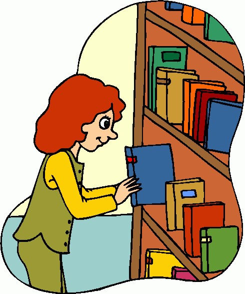 490x587 Collection Of At The Library Clipart High Quality, Free