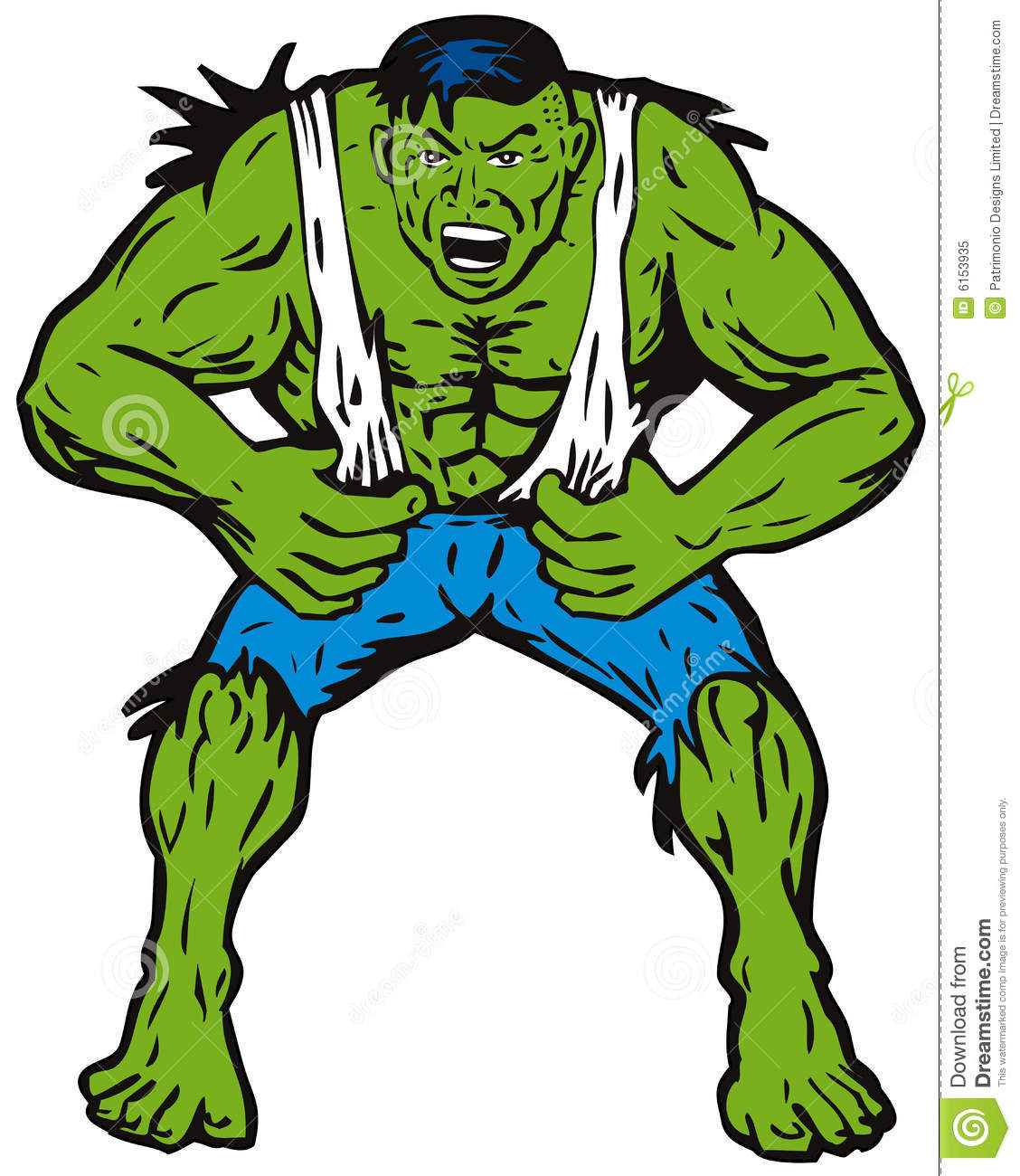 1128x1300 Green Angry Man Clipart