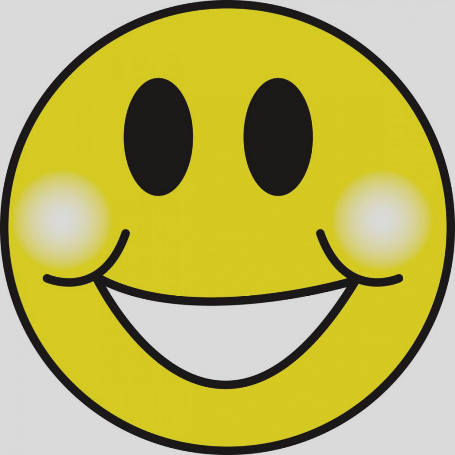 940x940 Awesome Of Free Smiley Face Clip Art Emotions Clipart Panda Images