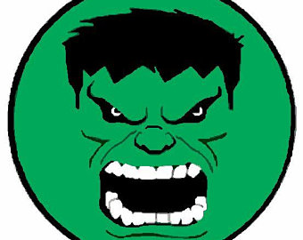 340x270 The Incredible Hulk Face Hulk Face Svg Hulk Face Huk