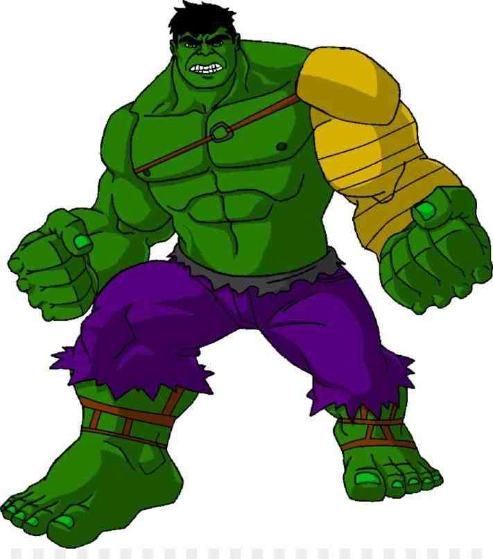 711x806 Hulk Clipart Transparent Marvel Superhero